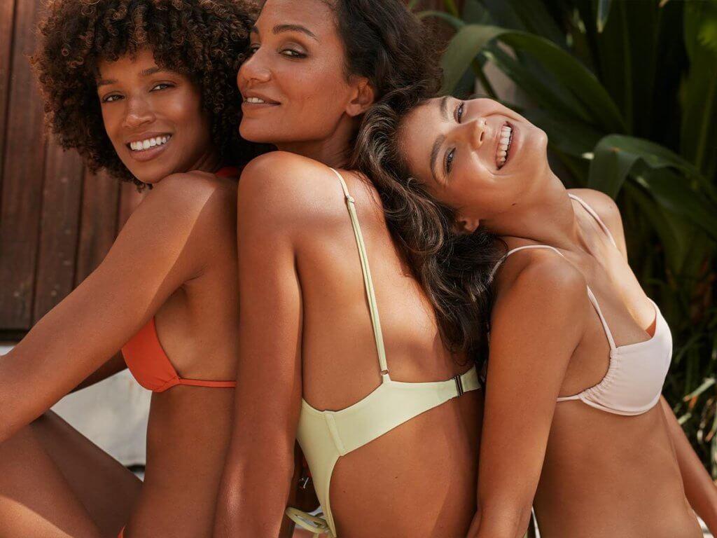 swimwear target market