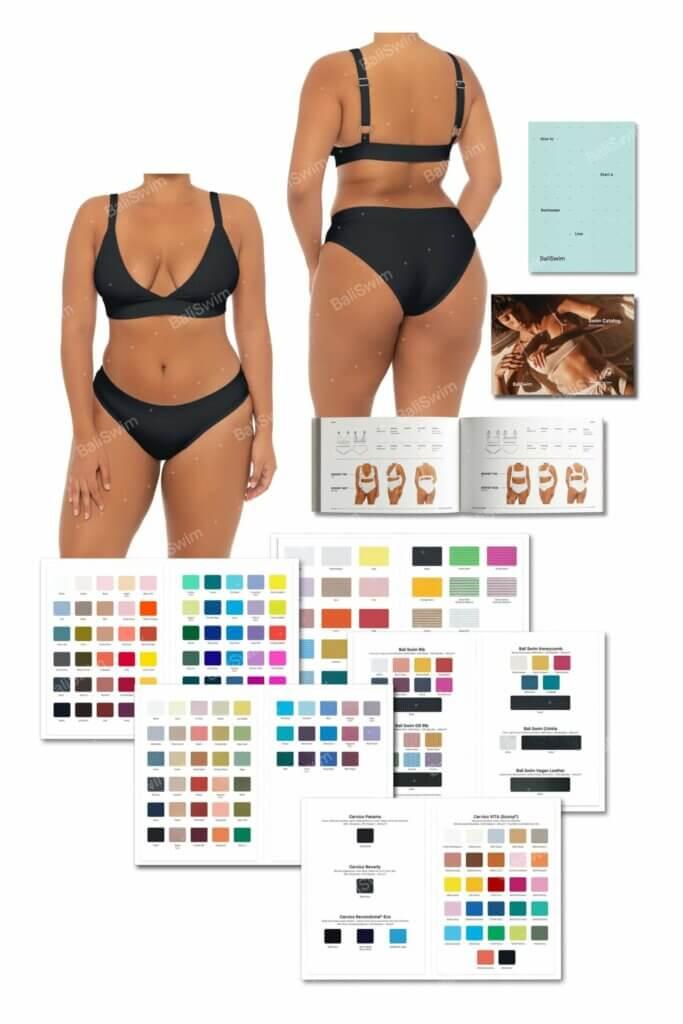 plus size swimwear wholesalers