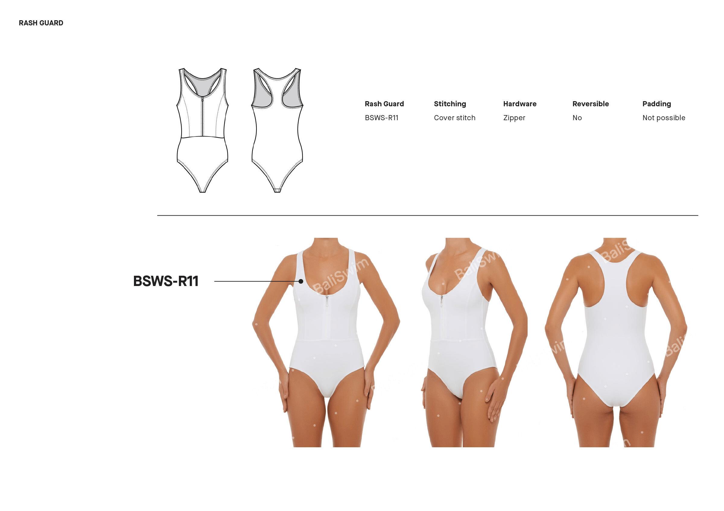 Women's Swim RD'22 - Rash Guards
