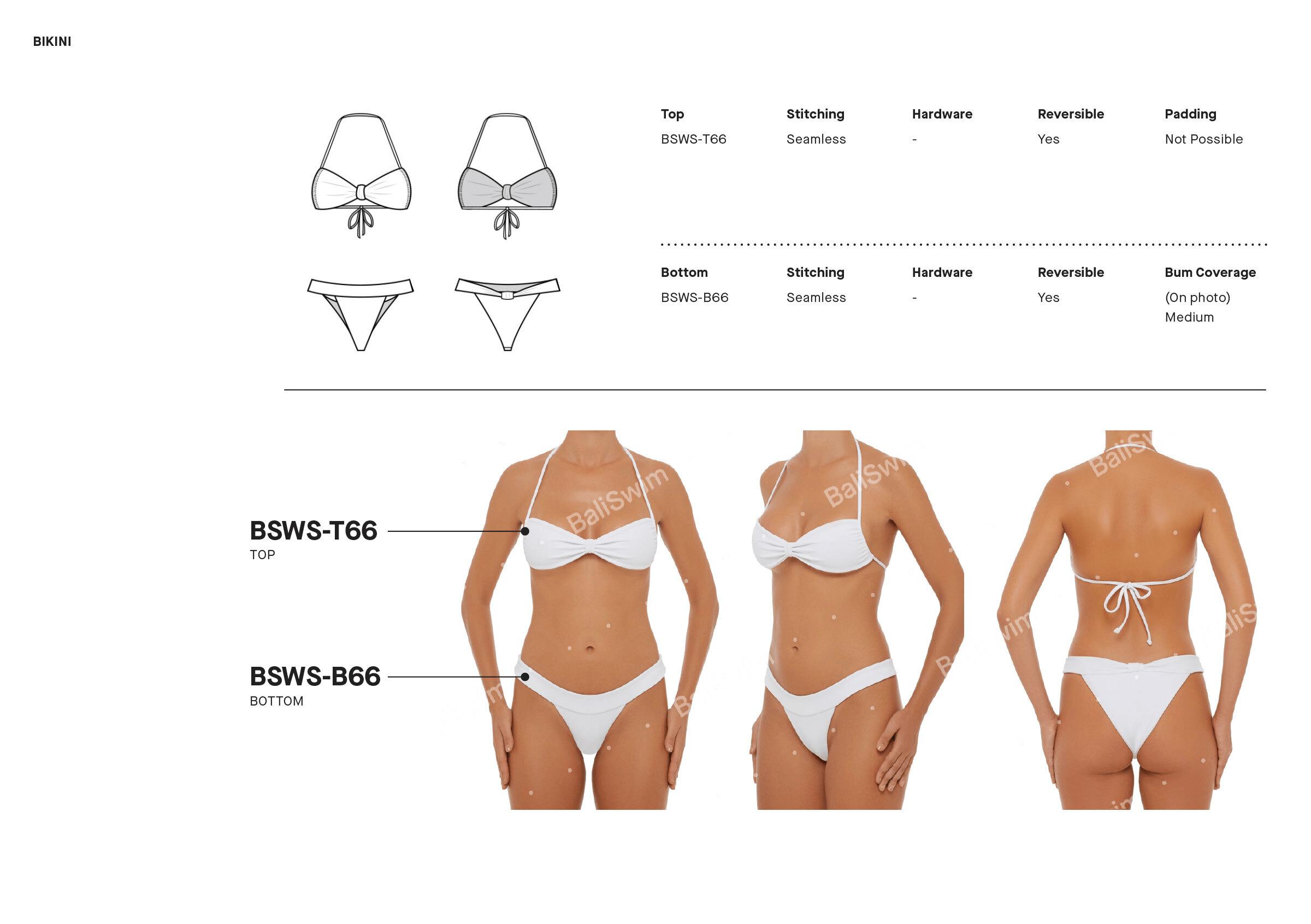 Women's Swim RD'22 - Bikinis