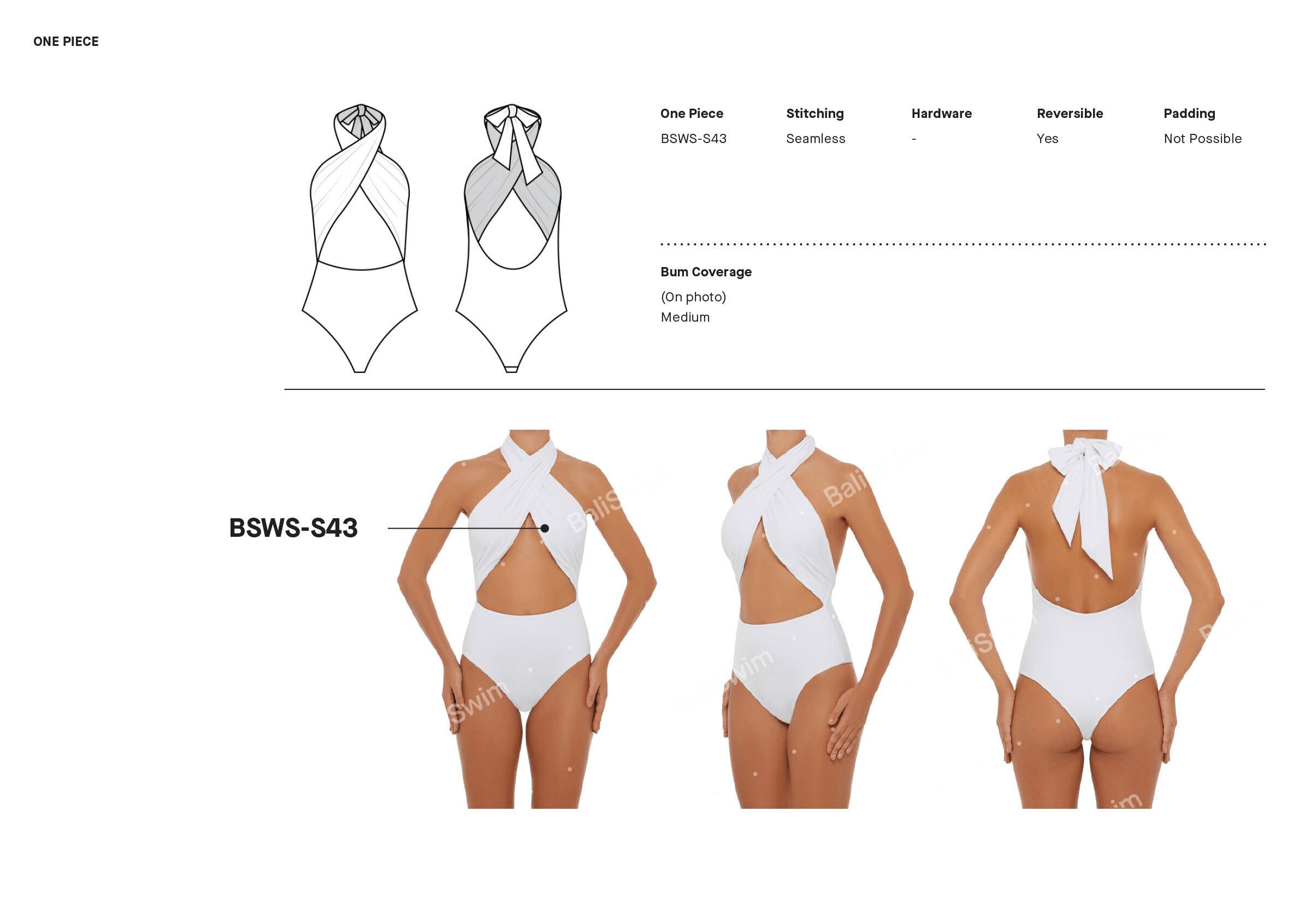 Women's Swim RD'22 - One Pieces